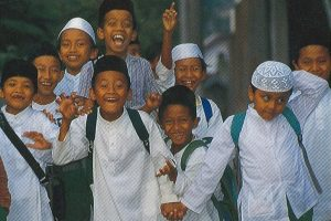 Full Day School  Ala Pesantren